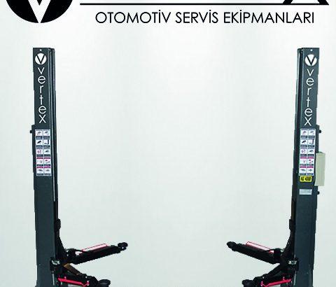Vertex VRX-4000 Sütünlu Servis Lifti