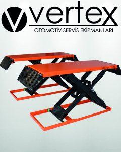 Vertex VRX-1000 Lastik Servis Lifti